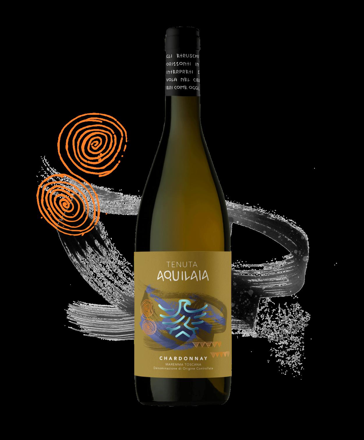 Lo Chardonnay di Tenuta Aquilaia, IGT Maremma Toscana