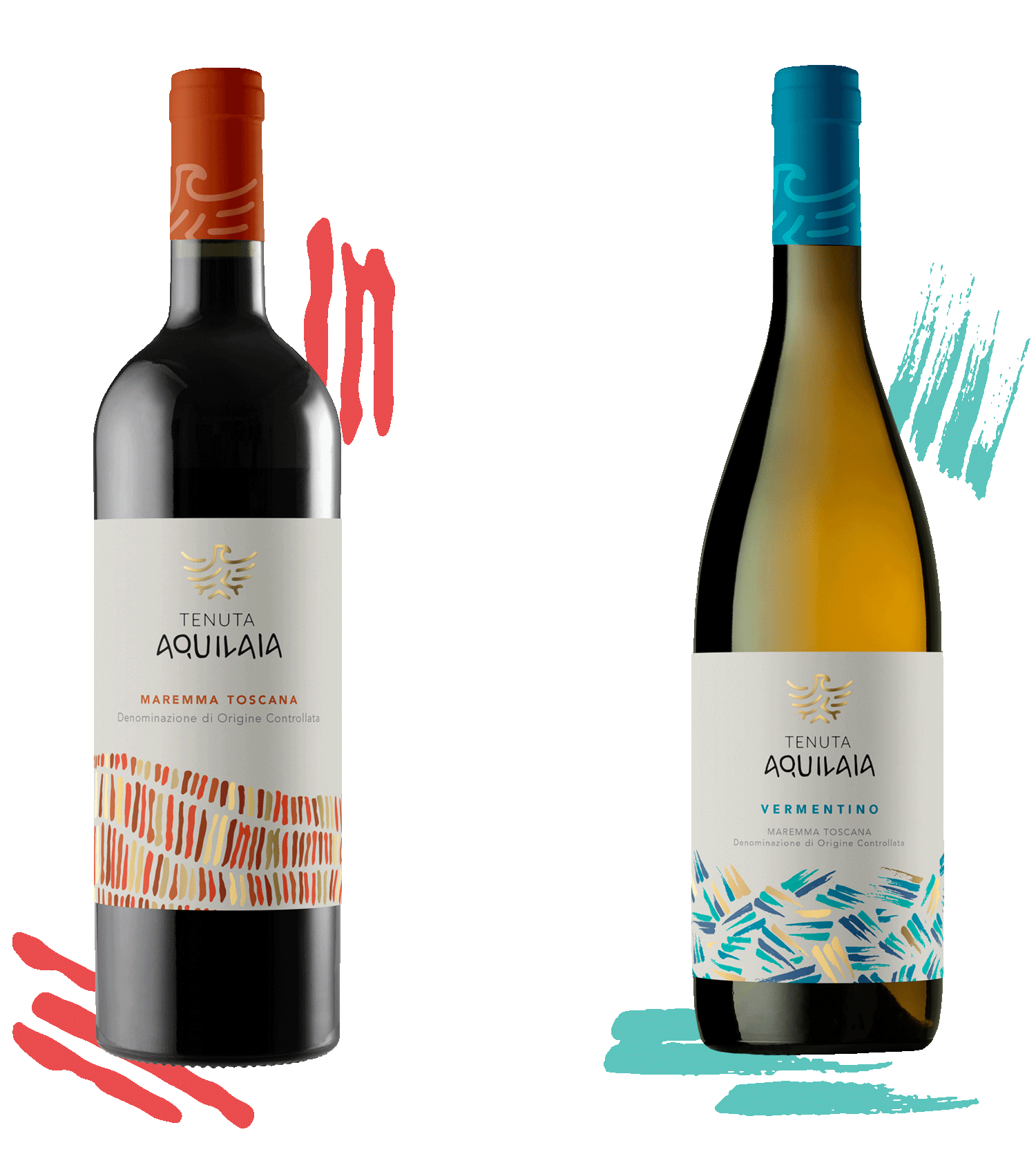 I vini della Linea Orizzonti di Tenuta Aquilaia